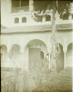 Spain Grenade Palace Generalife Gardens Photo Stereo Plate Glass Vr9l10n6