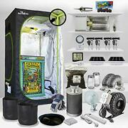   Hydroponic Growing System   Grow Tent Kit Complete With Tent Signature Kit 1