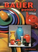 Encyclopedia Of Bauer Pottery - Identification Patterns Dates / Book + Values