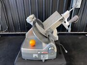 Hobart Meat Slicer 2712 Automatic 2 Speed Comme Chopper Meat Cheese Deli Cutter