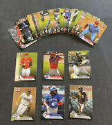 2021 Topps National Baseball Card Day Complete Set 1-30 With Bonus Cards
