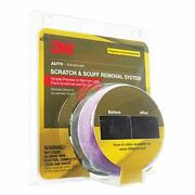 Scratch Removal System Auto Car Paint Repair Scuff Remover Kit Set Easy To Use