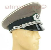 German Wwii Wehrmacht Heer Army Officer Visor Cap - All Sizes Available