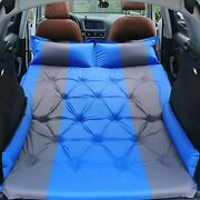 Car Travel Mattress Adult Size Sleeping Bed Suv Station Wagon Auto Inflation
