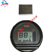Lcd Display For Yamaha 6y5 Digital Multifunction Tach Tachometer With No Buttons