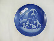 Plate Bing And Grondhal Bandg 1969 Mors Dag 1979 Day Mum Collectibles R91