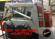 Budd Adapter For 943 953 Bobcat Adapter To Universal Skid Steer Quick Tach Ss Hd