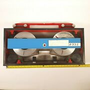 Rare Vintage Universal Digital Magnetic Tape System 1950and039s Computers Audio