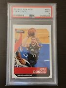 Luka Doncic 🔥pop 4 None Higher🔥 Rc 2019 S.i. For Kids Rookie 186 Psa 9 Rare📈