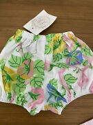 The Beaufort Bonnet Company Tbbc 0-3 Bloomers Shorts Baby Girl 3months