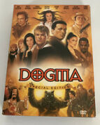 Kevin Smithand039s Dogma Special Edition Dvd -very Good Condition - Rare Free Ship