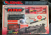 Lionel 6-11735 New York Central Flyer Electric Train Set Complete Xtra Cars
