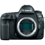 New Canon Eos 5d Mark Iv Dslr Camera Body Only
