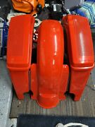Complete Harley Touring Rear End - Used/installed Previously