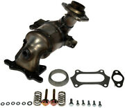Catalytic Converter With Integrated Exhaust Manifold Fits 15-19 Fit 1.5l-l4