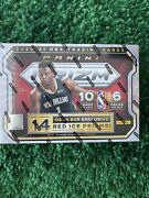 2020-21 Nba Prizm Mega Box Sealed Fast Ship - Red Ice Target Exclusive - In Hand
