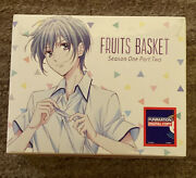 Fruits Basket Season One Part Two Limited Edition Brand New Blu-ray/dvd Anime