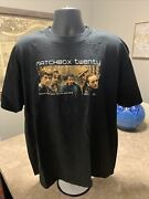 Vintage 2003 Matchbox 20 More Than You Think You Are Tour T Shirt Xl