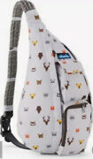 Nwt Kavu Sling Rope Bag Critters Discontinued Sold Out