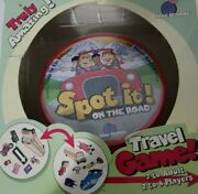 Travel Card Game Spot It On The Road Great For Road Trips