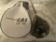 Taylormade Gloire Driver 10.5anddeg Graphite Regular Right 43.25in