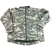 Us Army Fr Elements Jacket Military Acu Fire Resistant Cold Weather Coat 2xl