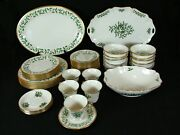 Lenox Holiday Dimension Christmas Holly Berries Gold Rimmed Dinnerware By Choice