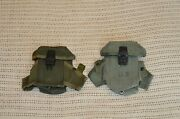Lc1 Small Arms 223 Ammunition Case Ammo Magazine Pouches Olive Drab Alice