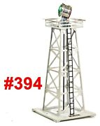 Lionel Pw 394 Rotary Beacon Aluminum Tower Bulb-type /294/ 1949-53
