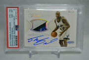 Shaquille Oandrsquoneal 2014 Flawless Top Of The Class Patch Auto D 05/25 Psa 8