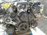Ford 4.6l Dohc 32 Valves Engine And Trans/ 1993-1998 Lincoln, Mercury, Mustang