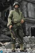 5zerotoys 1/6 Scale 12 Inch American Rangers E Sergeant Michael Clay Tile