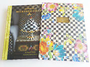 Celebrating Mackenzie-childs Coffee Table Book - 100 Value