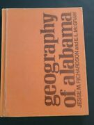 Geography Of Alabama Her Land And People Hc 1986 Richardson And Mcgraw