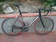Cannondale Super Six Carbon - Dura Ace 10sp - 57 Cm - Handmade In The Usa - 2008
