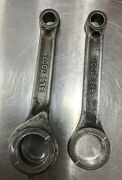Harley Davidson S And S Evo/shovelhead Engine Connection Rods 7001 And 7002 [n93]