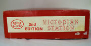 Ho Scale Structures Limited Kit 115 Victorian Station Kit 2nd Edition