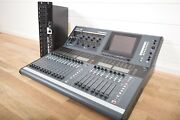 Allen And Heath Ilive T80 Console W/ Idr-16 Rack Church Owned Cg00cfp