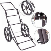 Deer Cart 500 Lbs Game Hauler Utility Gear Dolly Cart Hunting Accessories 2016