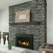 Majestic Ruby 35 Large Propane Gas Insert Fireplace Ruby35il W Remote And Blower