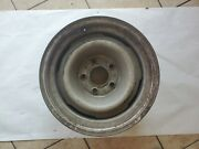 Chevy Gmc 15x7 5 On 5 Pick Up Truck Factory Steel Rim Single Spare C10 J17141