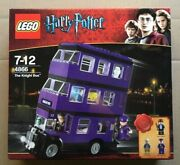 Lego Harry Potter 4866 The Knight Bus New Rare Free Postage