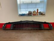 1969 Camaro Rally Sport Rs Black Grille New Repro 821
