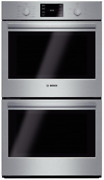 Bosch 30 Stainless Steel Double Electric Wall Oven Hbl5651uc