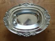 Reed And Barton Sterling Silver Francis I 571a Serving Dish, Bowl