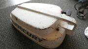 Vintage 1959 Mercury Mark 35a Or 55a Outboard Top Cover Rewind