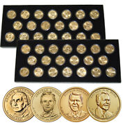 Complete Uncirculated Presidential Dollar Collection 2007-2020
