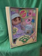 Cabbage Patch Kids Playalong Prototype Baby Red Silk Hair Boy