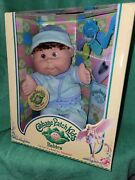 Cabbage Patch Kids Playalong Prototype Baby Red Silk Hair