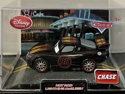 Disney Pixar Cars Hot Rod Lightning Mcqueen Chase Exclusive 143 Scale.